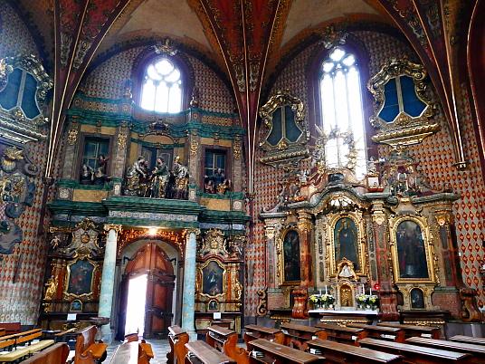 La basilique St Pierre et St Paul