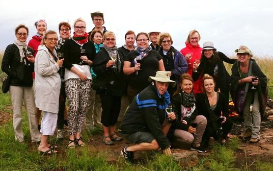 Tours Chanteclerc fait découvrir le Kenya à 16 agents du Québec
