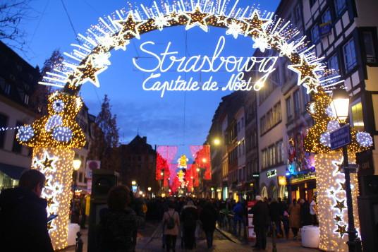 Depuis 27 ans, Strasbourg s'affiche comme la capitale de Noël
