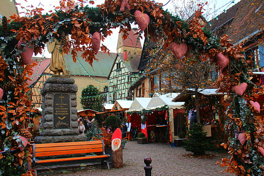 Eguishem, parmi les plus beaux villages de France