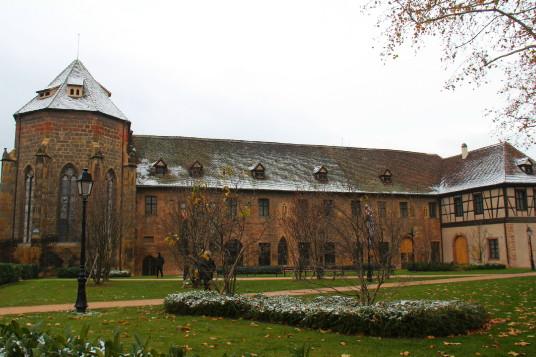Musée Unterlinden, à Colmar