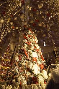 Noël à Vaux le Vicomte 2017 crédit Franklin Lecointre