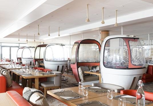 Les vieux oeufs pour manger en tête-à-tête au restaurant du Club Med Grand Massif Samoëns Morillon