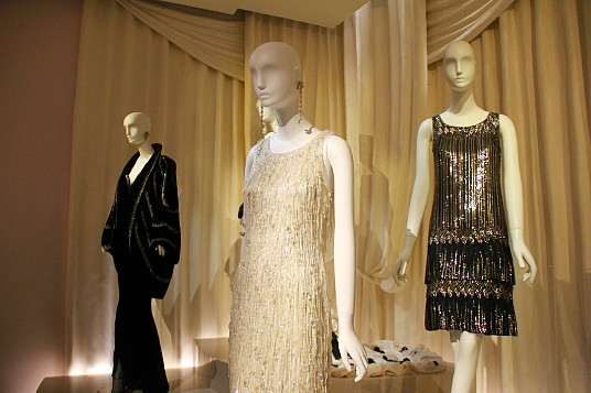 Le Musée Yves Saint-Laurent est situé dans l'ancienne maison de couture du célèbre designer.