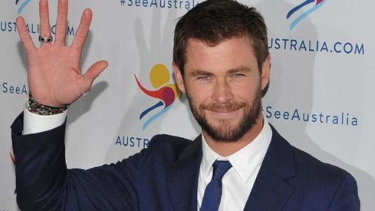 L' Australie a réalisé une bonne affaire avec Chris Hemsworth