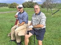 Tournoi de golf de l'ACTA : potinage automnal