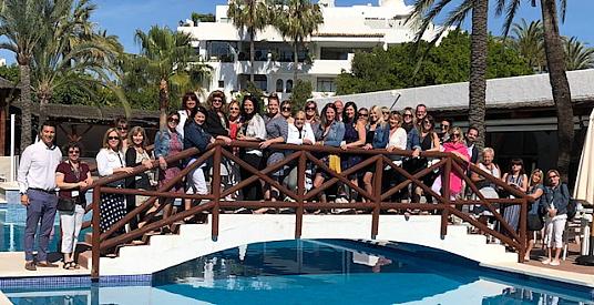 Melia Hotels International est de retour d'un superbe éducotour exclusif à la Costa del Sol !