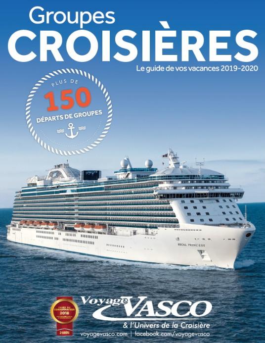 Le Groupe Atrium est fier d'annoncer la sortie de sa toute nouvelle brochure « Groupes Croisières 2019-2020 ».
