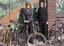 La récolte de vélos pour Cyclo Nord –Sud a été fructueuse pour une 5ième année consécutive