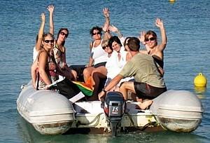 La Guadeloupe avec les agents de voyages du Réseau Ensemble