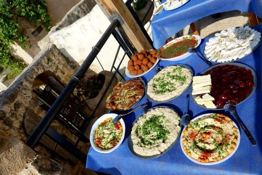 La cuisine palestinienne est irrésistible par ses saveurs, ses couleurs et sa diversité.