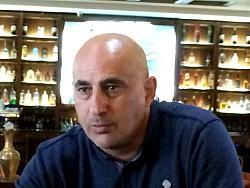 George S. Rishmawi, directeur exécutif de Masar Ibrahim al-Kh.