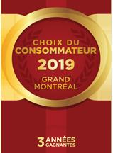 Le Prix du Choix du Consommateur 2019 décerné au regroupement Voyage Vasco
