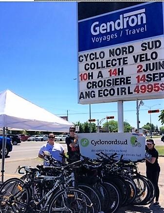 Recyclez vos vieux vélos !