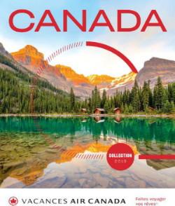 Le Canada sous son meilleur jour avec la nouvelle collection Canada 2019 de Vacances Air Canada