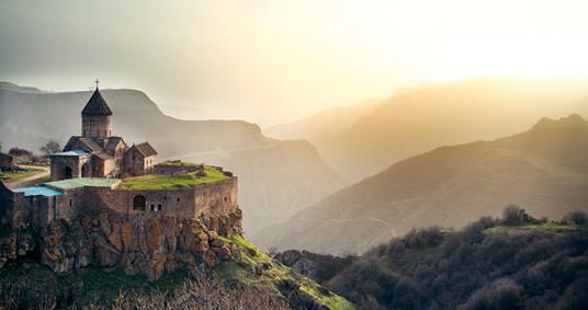 Arménie : entre Orient et Occident