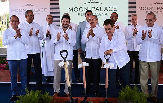Palace Resorts entame la construction du Moon Palace Punta Cana