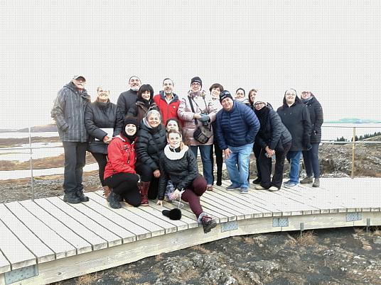 Éducotour de Tours Cure-Vac en Islande : arrêt sur images