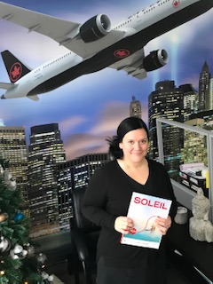 Caroline Goulet de Voyages Globallia (VED) – Rouyn-Noranda