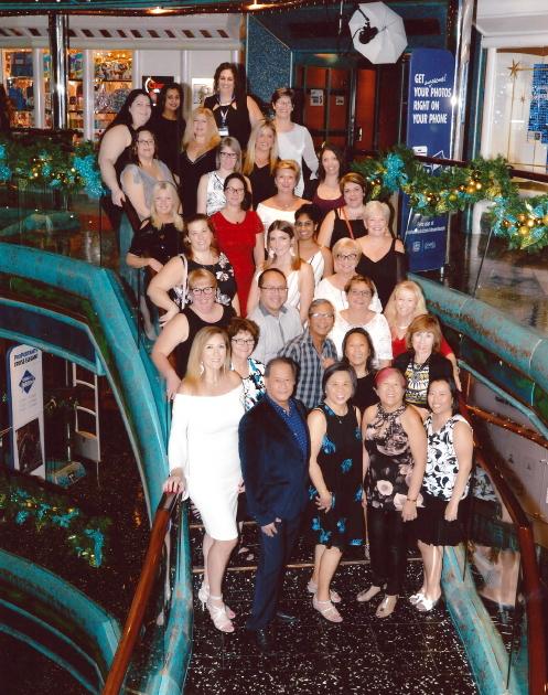 Formation en mer avec Vacances Air Canada et Carnival Cruise Line