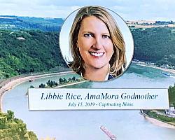 Libbie Rice sera marraine du nouveau AmaMora