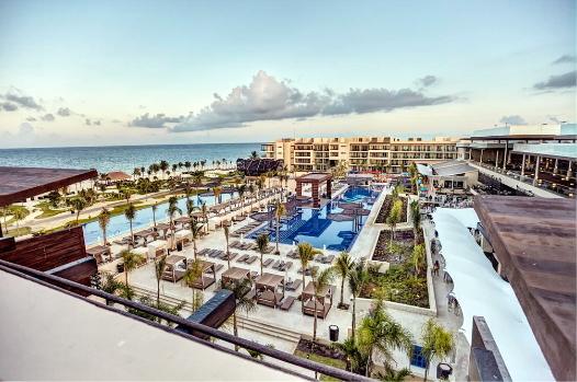 le Royalton Cancun Resort and Spa