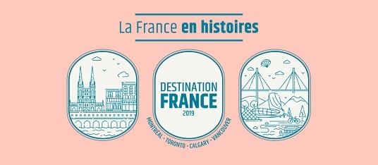 Prix Produit de l'année  de Destination France: les tour opérateurs invités à poser leur candidature avant le 31 janvier