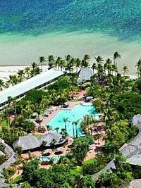 L' hôtel Outrigger On the Lagoon Fiji