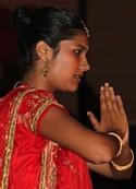 La culture indienne est très présente partout dans l'archipel.
