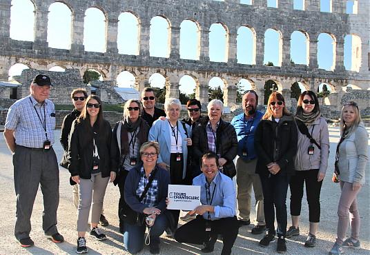 Tours Chanteclerc fait découvrir la ville d'Opatija en Croatie surnommée la « Nice de l'Adriatique ».