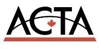 L'ACTA annonce les prix ACTA / Air Canada 2019