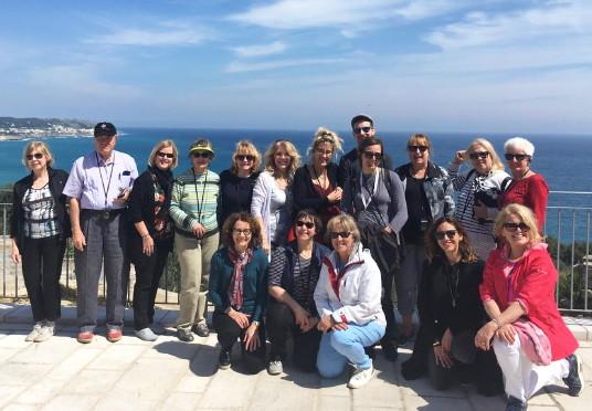 Tours Chanteclerc fait découvrir Porto Cesareo, dans les Pouilles italiennes.