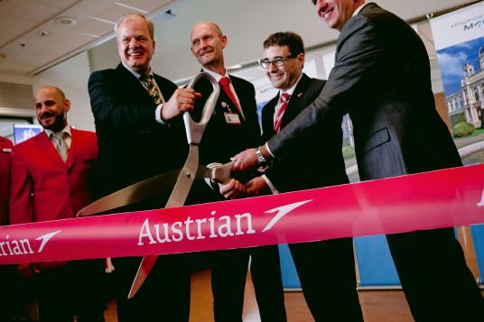 Austrian Airlines lance un nouveau vol direct entre Montréal et Vienne