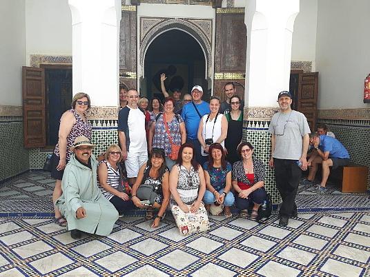 Éducotour de Tours Cure-Vac,au Maroc : arrêt sur image