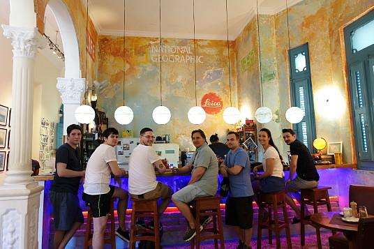 Air Transat transporte Les Chefs ! à la Havane