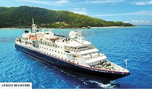 Un nouveau navire maritime pour CroisiEurope