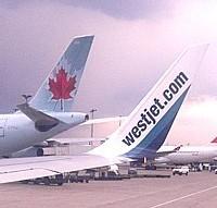 Westjet ne suit pas Air Canada sur l'augmentation des tarifs