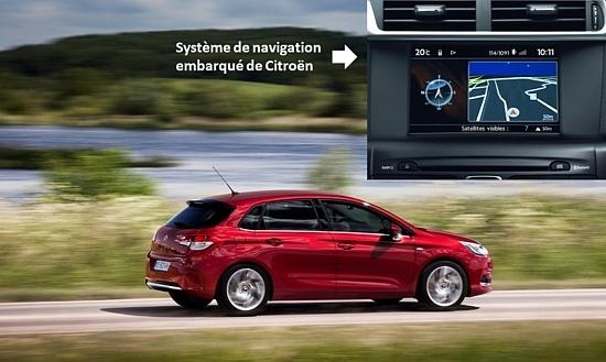 Eurocar TT Citroën: GPS gratuits sur la quasi-totalité de la gamme à compter du 15 juin 2012