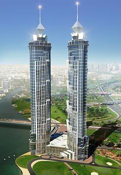 Bientôt à Dubaï:  l'hôtel le plus haut du monde