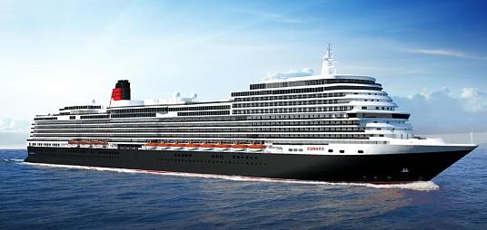 Un nouveau paquebot pour Cunard