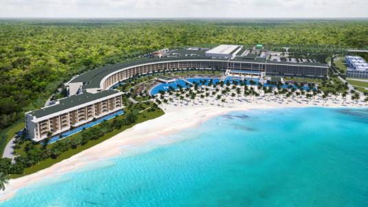 Le groupe hôtelier Barceló annonce l'ouverture du Barceló Maya Riviera en décembre 2019