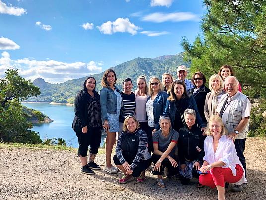 Tours Chanteclerc fait découvrir son tout nouveau séjour en Corse !