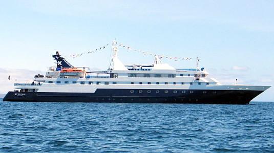 Celebrity offre des remboursements suite à l'échouage du Xpedition aux Galapagos