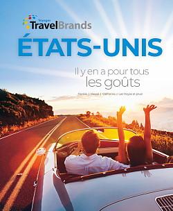 Voyages TravelBrands dévoile sa plus récente brochure à guichet unique pour les États-Unis