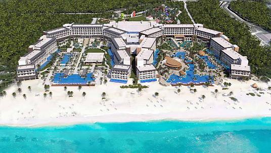 Hyatt Resorts ouvre ses deux hôtels de Cap Cana