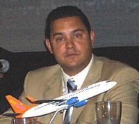 Stephen Hunter, Directeur de l'exploitation de Vacances Sunwing