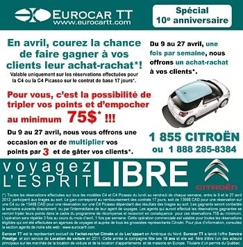 Eurocar TT dévoile le nom des gagnants