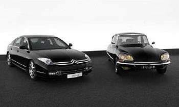 Nouvelle Citroën C6 et DS