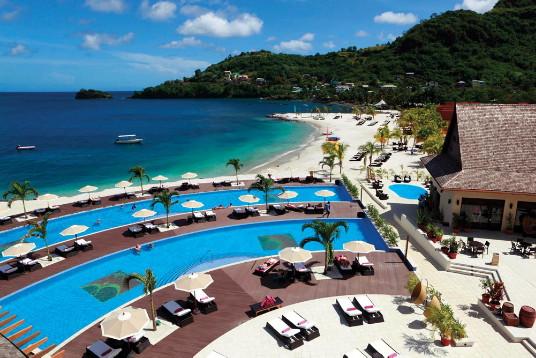 Un Beaches Resort à St Vincent et les Grenadines