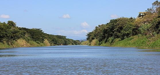 Le parc national Palo Verde se trouve en bordure de la rivière Tempisque.